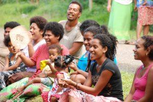 Fiji village shots