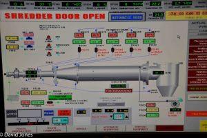Pyrogenesis control panel