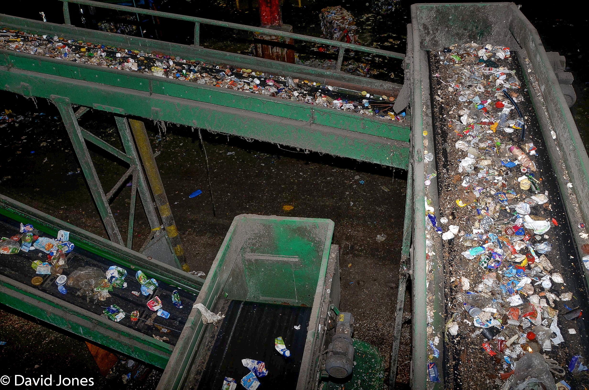 We need to reduce, not just recycle