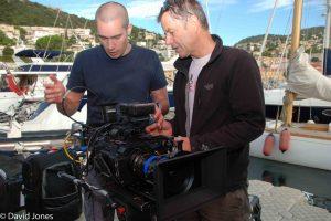 Cameras on Plastic Oceans