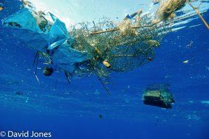 Plastic waste in Sri lanka