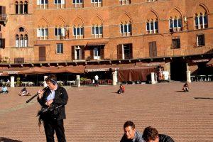 Filming A Plastic Ocean in Siena-2