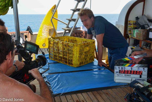 Filming Blue Whales in Sri Lanka