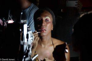 Filming transgenders