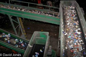 Recycling plant technology