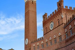Siena tower