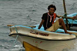 Sri Lanka - chase boat