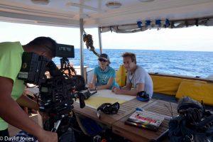 Sri Lanka - filming A Plastic Ocean