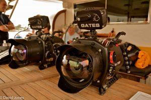 Video Cameras for A Plastic Ocean