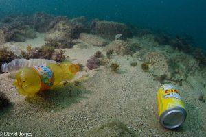 ocean floor pollution