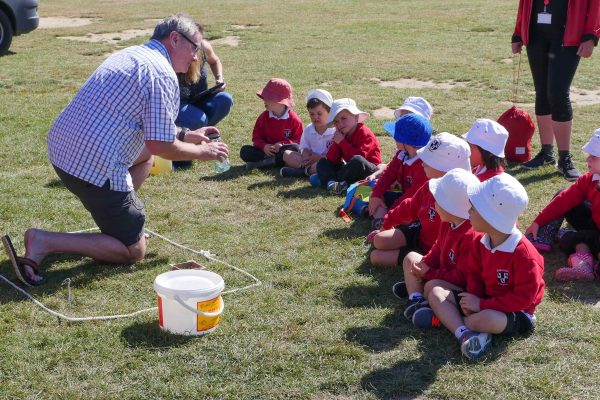 teaching children about microplastics
